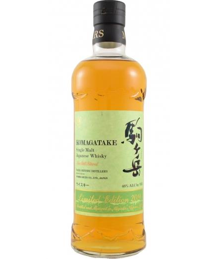 Whisky Japonais - MARS Komagatake Limited Edition 2019