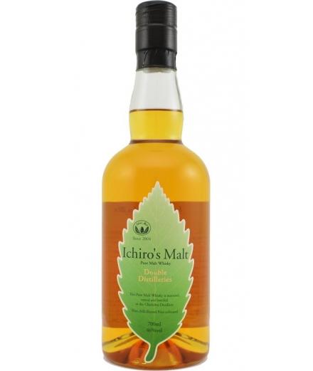 Whisky Japonais - Ichiro's Malt Double Distilleries 700ml
