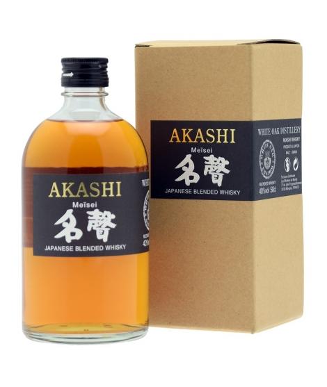 Whisky Japonais - Akashi Meisei Blend 500ml