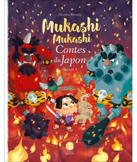 Mukashi Mukashi Contes du Japon Recueil 3 - ISSEKINICHO