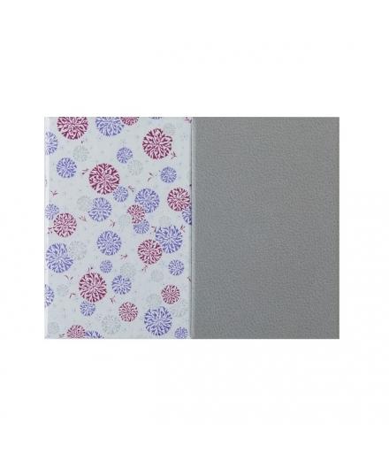 Carnet Goshuin-Chô Fleurs Violet - SHOGADO