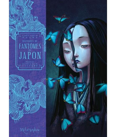 Histoires De Fantômes Du Japon - Benjamin Lacombe