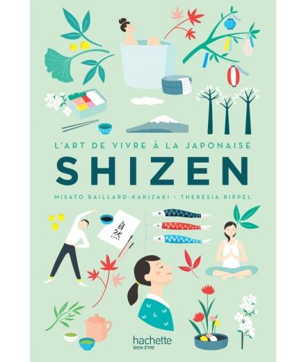 Livre Shizen - Hachette Pratique