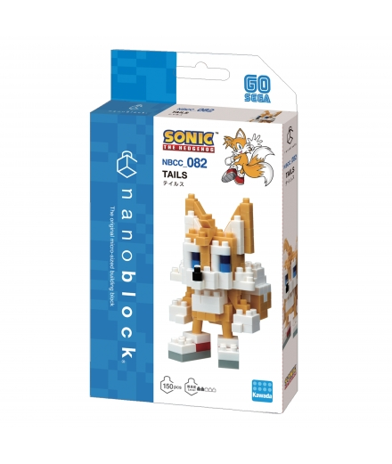 Sonic the Hedgehog x nanoblock™ - Tails