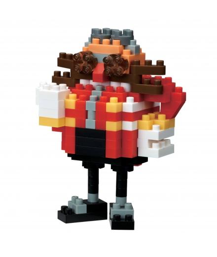 Sonic the Hedgehog x nanoblock™ - Dr. Eggman