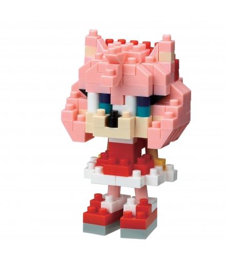 Sonic the Hedgehog x nanoblock™ - Amy