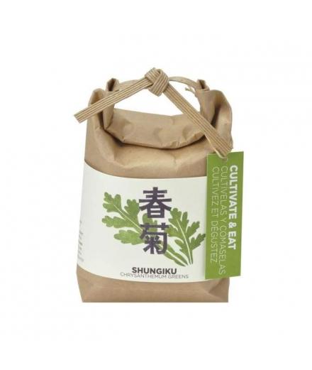 Plantes à Cultiver Et Manger Shungiku Cultivate & Eat- SEISHIN