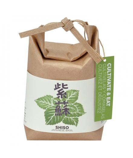 Plantes à Cultiver Et Manger Shiso Cultivate & Eat- SEISHIN