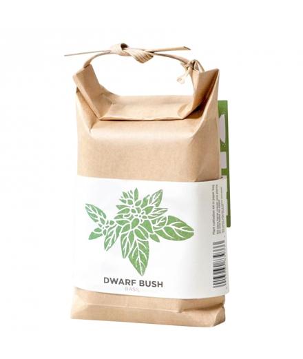 Plantes à Cultiver Et Manger Basilic Nain Cultivate & Eat- SEISHIN