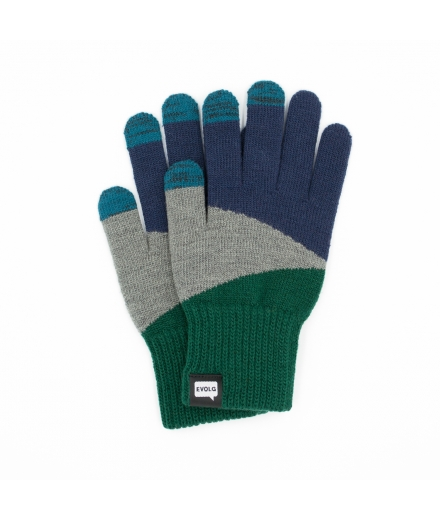 Gants Tactiles Unisex TORI-CO2 - EVOLOG
