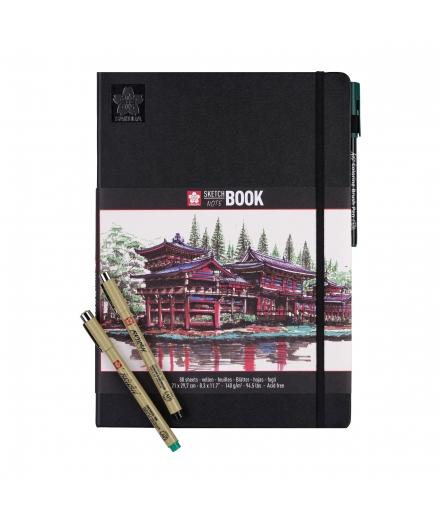Carnet À Croquis Sketch Book - SAKURA