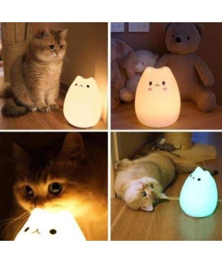 Lampe Led Chat - KELYS
