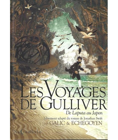 Les Voyages de Gulliver, De Laputa Au Japon - EDITIONS SOLEIL