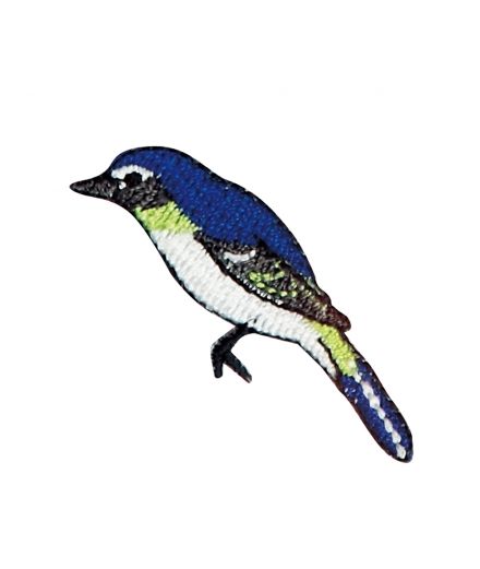 Patch Thermocollant Oiseau Gobemouche - KYOTOTO