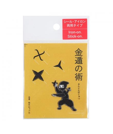 Patch Thermocollant Ninja - KYOTOTO