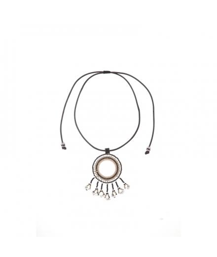 Collier En Perles De Verre Treasure - MATSUNO