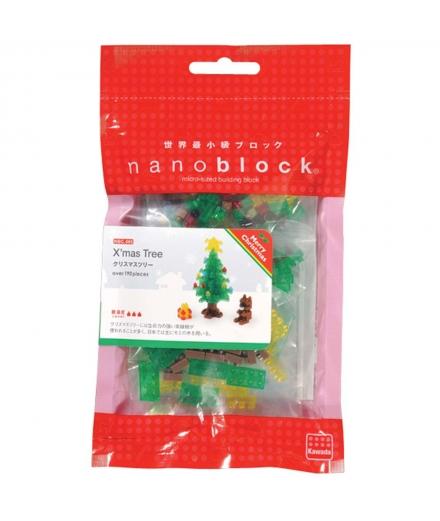 nanoblock® - Sapin De Noël