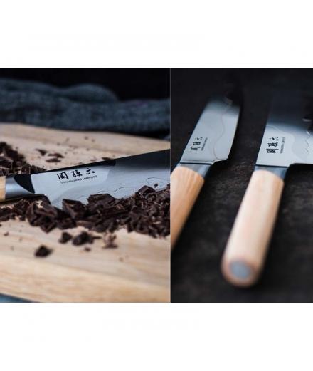 Couteau D'Office Japonais Seki Magoroku Composite 9cm - KAI