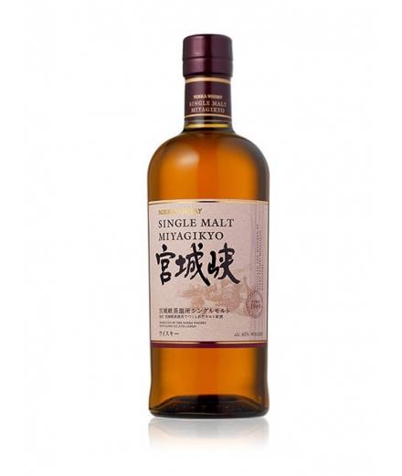 Whisky Japonais - Miyagiko Single Malt 700ml
