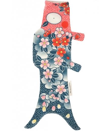 Koinobori Mini Tatoo Sakura 45cm - MADAME MO
