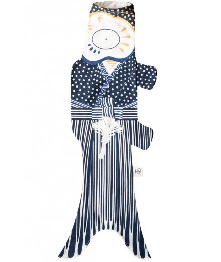 Koinobori Kimono Boy 70cm - MADAME MO
