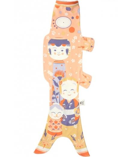 Koinobori Sweet Kokeshi 70cm - MADAME MO