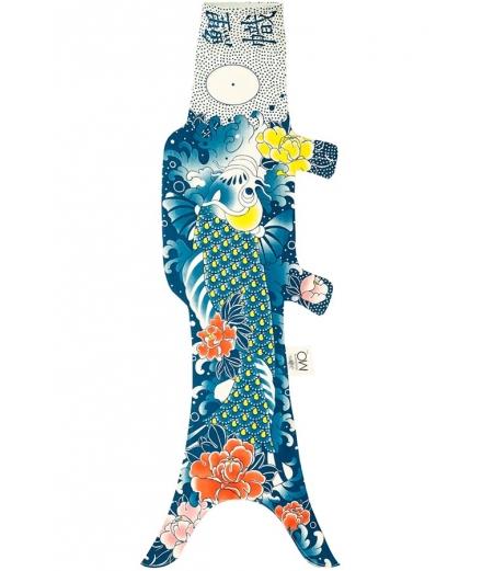 Koinobori Tatoo 100cm - MADAME MO