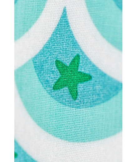 Koinobori Turquoise 100cm - MADAME MO