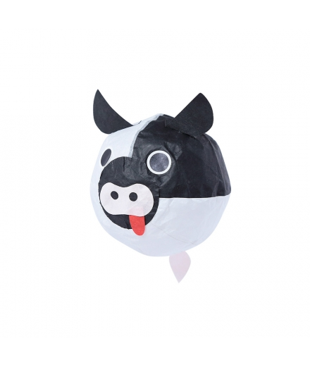 Ballon En Papier Washi Kamifusen Vache - ROKUHICHIDO