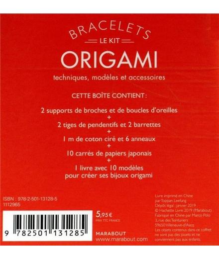 Kit Bijoux Origami - MARABOUT
