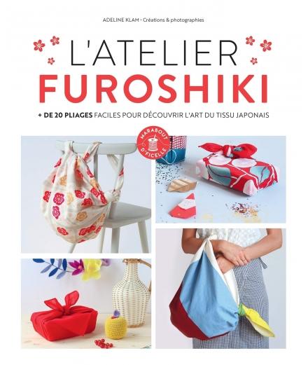 Mon Atelier Furoshiki Adeline Klam - Marabout