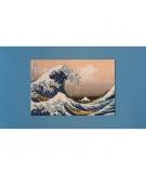 Micro Puzzle La Vague Hokusai 600 Pièces - LONDJI