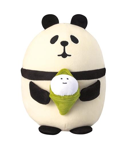 Peluche Mochi Mochi Panda M - DECOLE