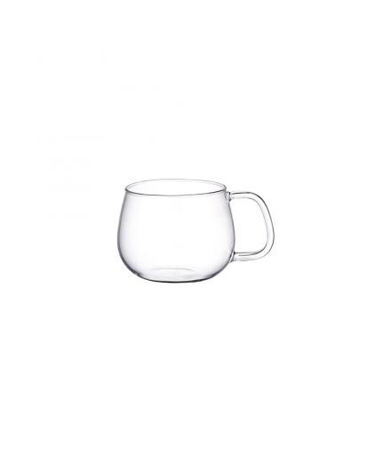 Tasse à Thé En Verre UNITEA 350ml - KINTO