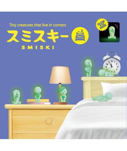Figurine Smiski Bed - SMISKI