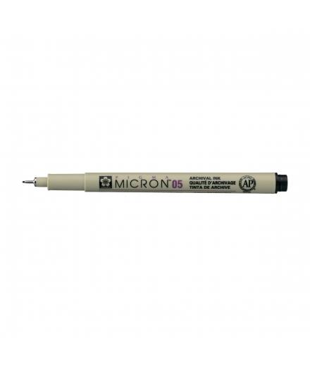 Pigma Micron 05 0.45mm Noir - SAKURA