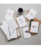 Carte Double Frêne - KARTOTEK