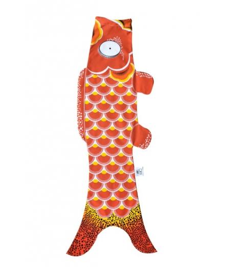 Koinobori Rouge Feu 70cm - MADAME MO