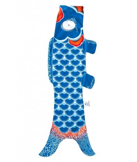 Koinobori Bleu Océan 70cm - MADAME MO