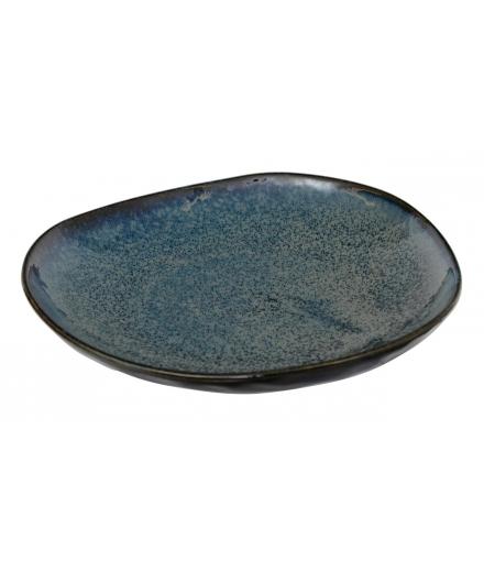 Assiette Bleu Cobalt 16.5cm / TOKYO DESIGN