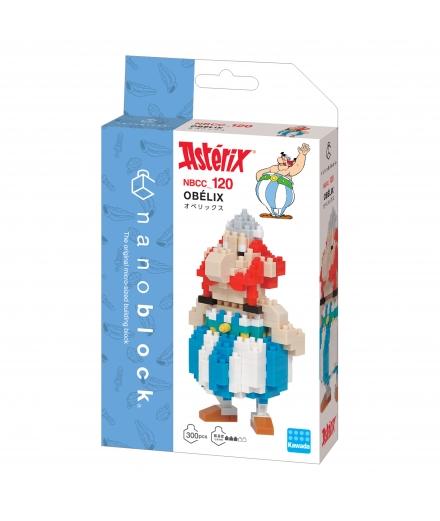 Astérix x nanoblock™ - Obélix