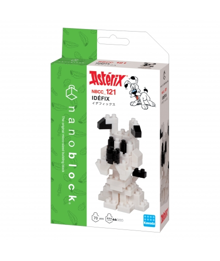 Astérix x nanoblock™ - Idéfix