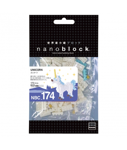 Licorne - nanoblock®