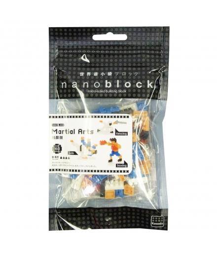 Arts Martiaux - nanoblock®