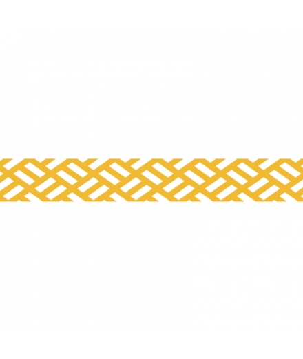 Masking Tape Ninoji Jaune - masté