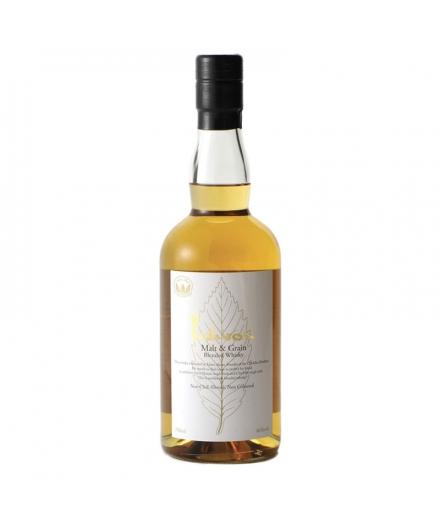 Whisky Japonais ICHIRO'S MALT Malt & Grain 46%