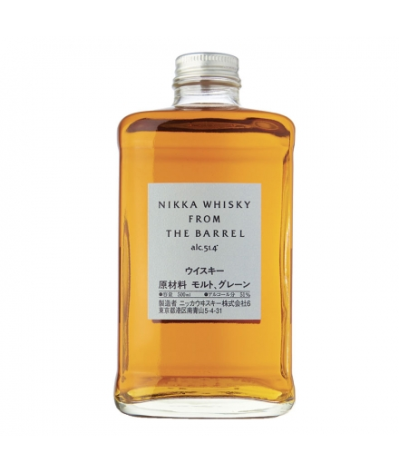 Whisky Japonais - Nikka From The Barrel 500ml