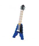 nanoblock® - Guitare Electrique Bleu