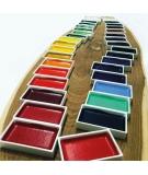 Boîte de 18 aquarelles Gansai Tambi - KURETAKE